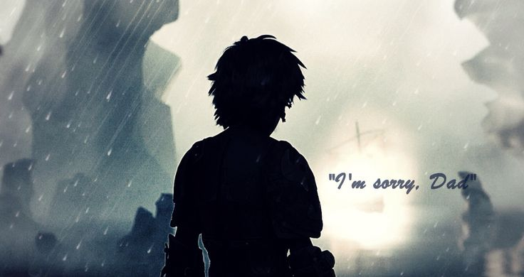 """Hiccup. Httyd2. """"And life can change so suddenly, so thanks for taking care of me...I hope that I make you proud."""" The Icarus Account"""