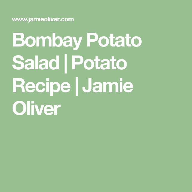 Bombay Potato Salad | Potato Recipe | Jamie Oliver