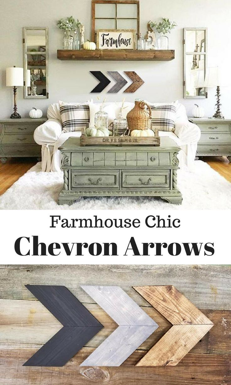 Farmhouse Chic design Chevron Arrows. A great addition to any gallery wall!  Chevron Arrows, Chevron Arrows Wood, Chevron Arrows Wall Decor, Wood Chevron Arrows, Wood Chevron Wall Decor, Chevron Wall Art #wood #woodcrafts #affiliate #farmhouse #rustic #rusticfarmhouse #decoratedcookies