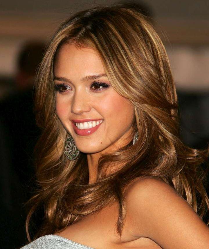 Lipstick For Olive Skin On Jessica Alba  Jessica Alba -4797