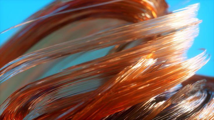 Glasswaves by Ari Weinkle  http://mindsparklemag.com/design/glasswaves/