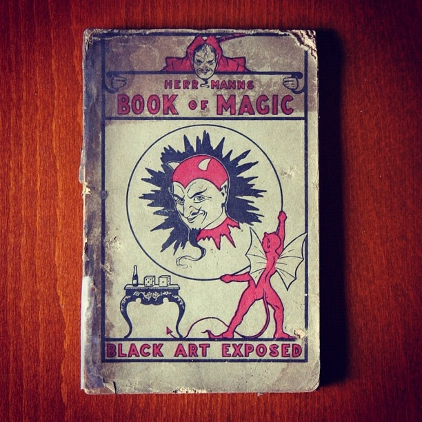 A history of magic and illusion