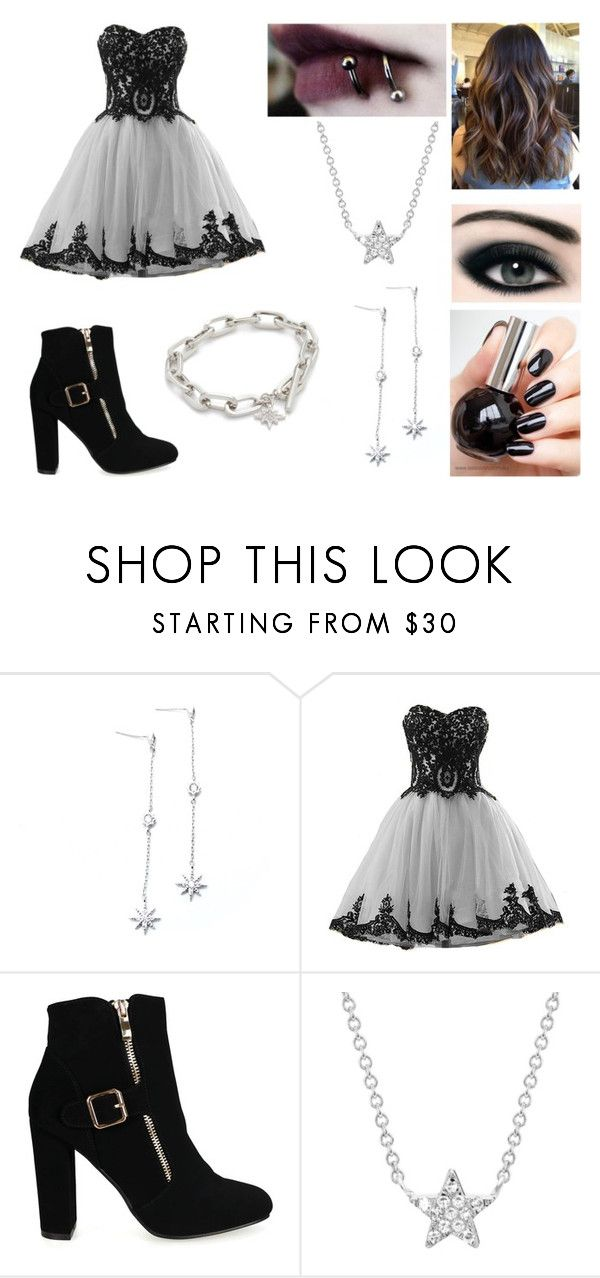 """Untitled #123"" by ziadvil on Polyvore featuring EF Collection and Rebecca Minkoff"