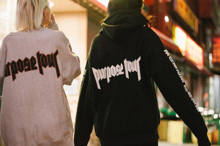 Justin Bieber Offering Exclusive Merch at 'Purpose' Pop-Up Shop in Toronto…