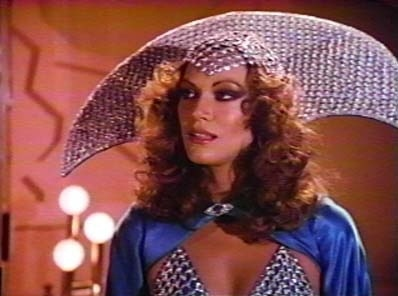Princess Ardala (Pamela Hensley) - Buck Rogers in the 25th Century (1979)