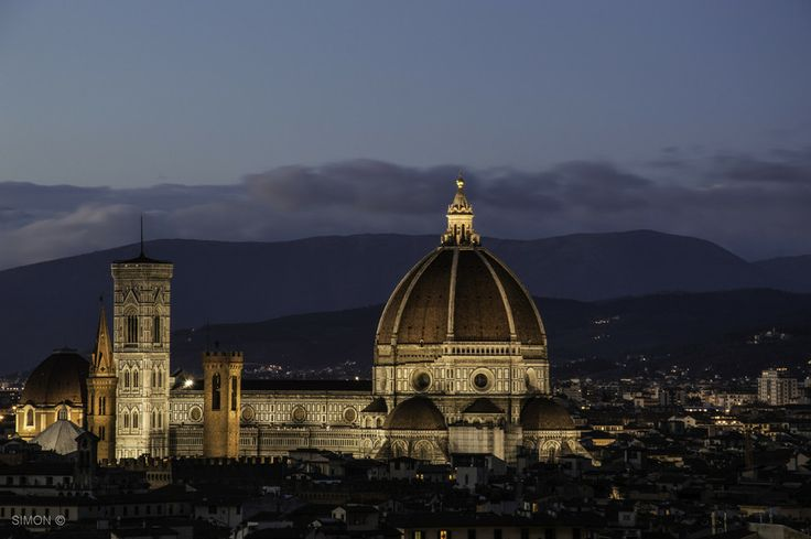 Dome of Florence by Simon Regini on 500px