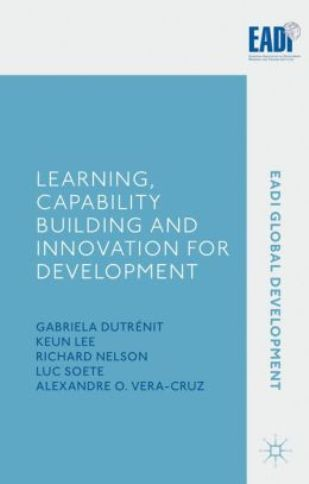 Learning, Capability Building and Innovation for Development (EBOOK) http://www.palgraveconnect.com/pc/doifinder/10.1057/9781137306937 Today, a large number of scholars studying development understand this process as involving learning and capability building. Capability building is an active, not a passive, process. It requires a purposeful effort from the learner's side, with support and commitment on allocation of time and resources toward learning activities.