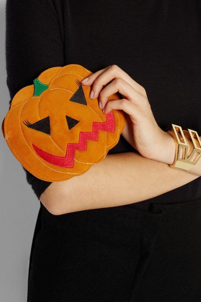Обувь и сумки на Хэллоуин от Charlotte Olympia