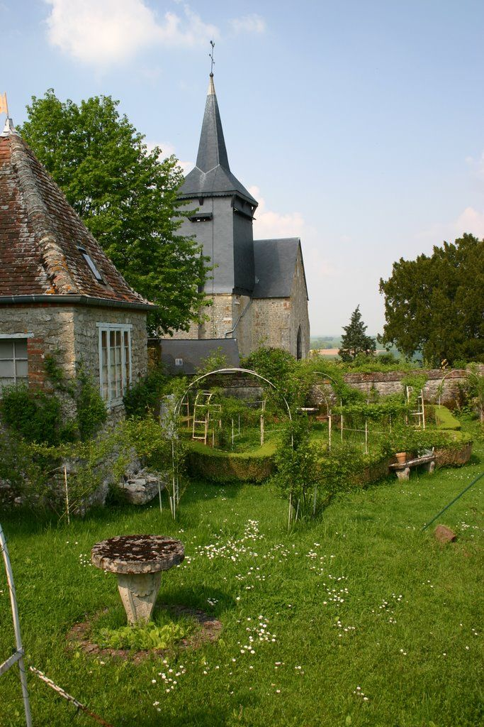 geberoy france | ... Photo of Jardins Henri Le Sidaner, Gerberoy, Oise, Picardie, France