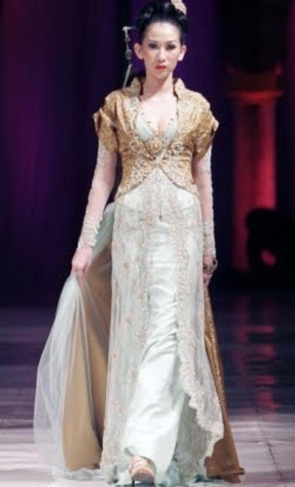 Modern Dress Kebaya