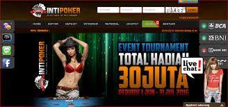 AGEN | BANDAR ONLINE TERBARU,TERBESAR,AMAN & TERPERCAYA: INTIPOKER - Agen Poker Online Terpercaya