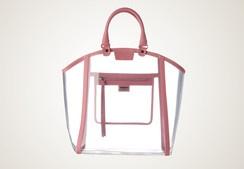 COCCINELLE - Plastic Beach Bag - Sales 40% OFF!!!