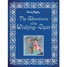 The Adventures of the Wishing Chair $19.95