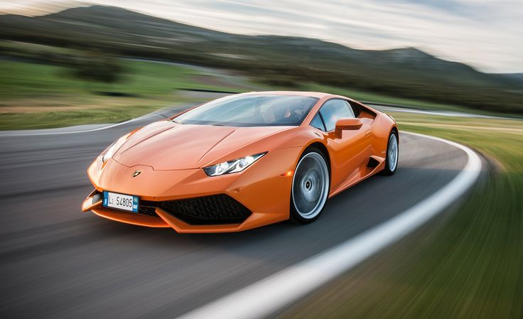A reminder that Lamborghini is still an Italian company, even if the Germans are calling the shots. Read more at Car and Driver.