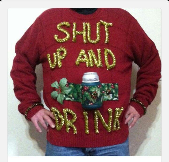Ugly Christmas Sweater, Dear Santa, Funny Christmas, Ugly Sweater Party, Ugly Christmas Sweatshirt, Christmas Jumper, Ugly Christmas