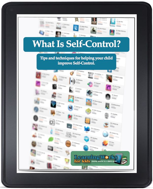Strategies to improve self control.