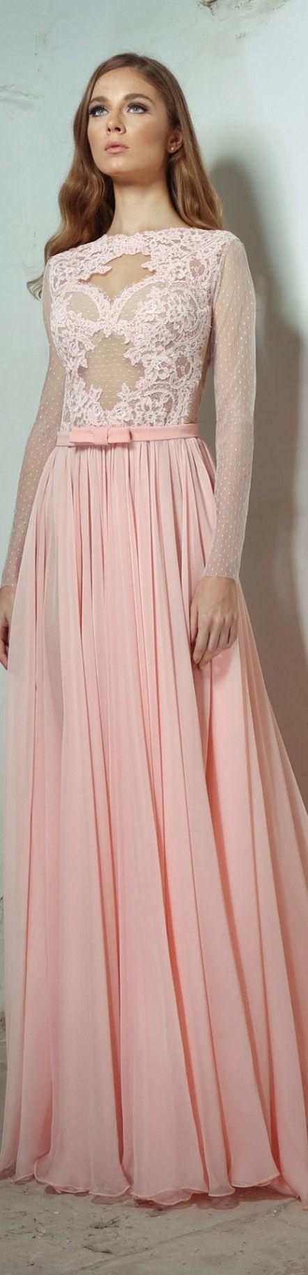 Mejores 32 imágenes de Wedding en Pinterest | Alta costura, Vestidos ...