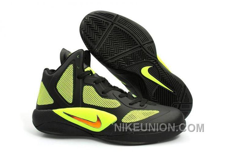 Cheap Nike Zoom Hyperfuse 2012 Basketball Shoes Rajon Rondo PE B