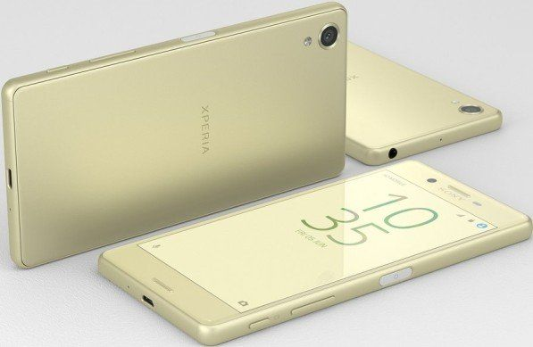 Sony Xperia X and Xperia X Compact start receiving Android 7.1.1 Nougat update