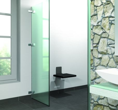 Cavere bath seat designed by C. F. Moeller Architects, Denmark