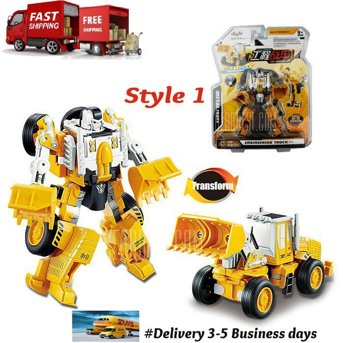 The Best Educational Building Block Toys Transformers Excavators For Sale    This Educational Building Block Toys is perfect for little ones who are creative and like building things. Vehicle building toy is a fun start to imaginative play. This ...