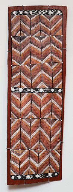 Ivan Namirriki - 'Wak wak' | Aboriginal Art | Outstation