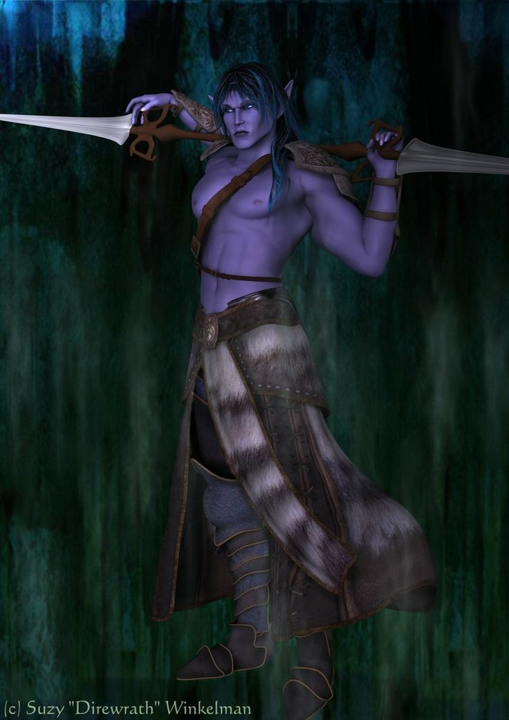 Night_Elf_Male_by_Direwrath.jpg (752×1063)