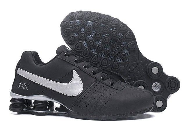 competitive price 08e39 7c041 BRAND NEW Nike Shox Deliver Running Tennis Shoes Black Silver Men s Size 11   fashion  clothing  shoes  accessories  mensshoes  athleticshoes (ebay link)