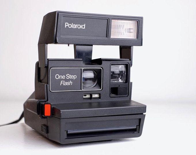 Polaroid Ein Schritt Flash Instant Kamera Voll Etsy Instant Kamera Polaroid Filme Sofortbild Kamera