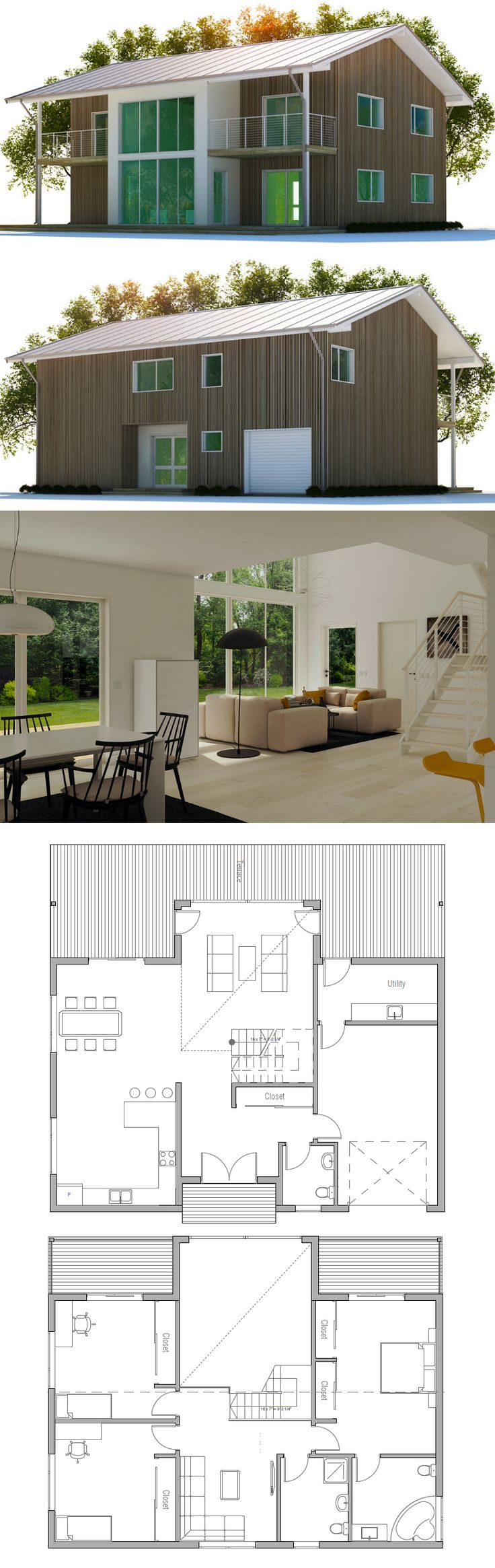 House Plan 304 best huset images on