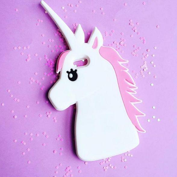 Sugarpills Clothing 3D Unicorn iPhone 6/6S/7 Case