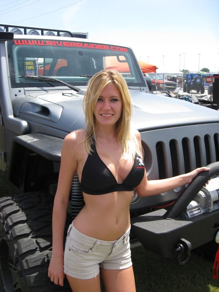 jeeps And Tits And Guns! | Sexy 4×4 Girls | Pinterest ...