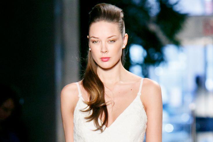 Wedding Hair Makeup Trends 2014 Bridal Rivini 3