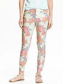 Women's The Pixie Chinos I want these... Old Navy