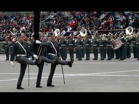 Radetzky Marsch Military Parade 2016 HD 720p  (The Old Prussian Tradition) - YouTube