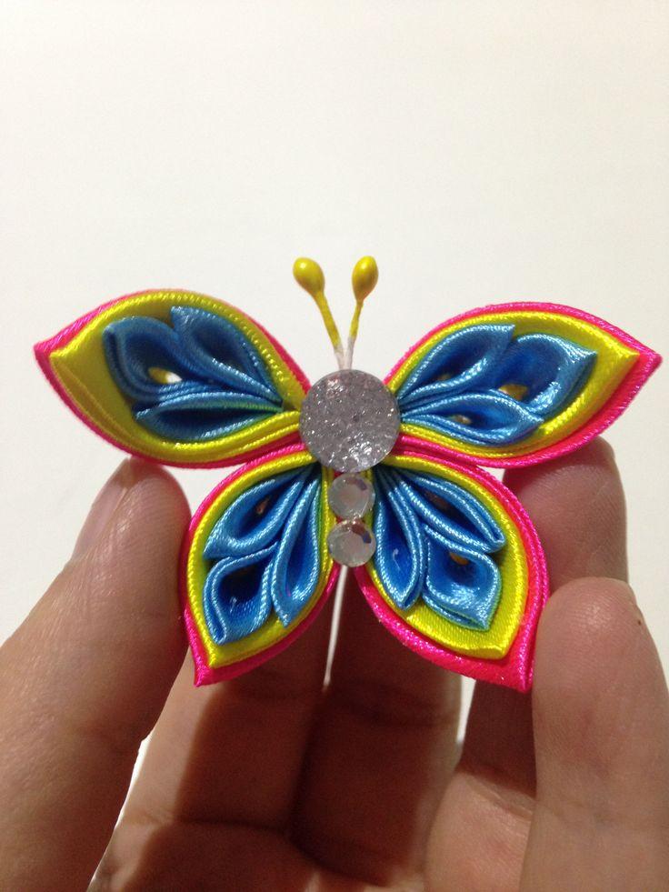 Ribbon butterfly $8.00