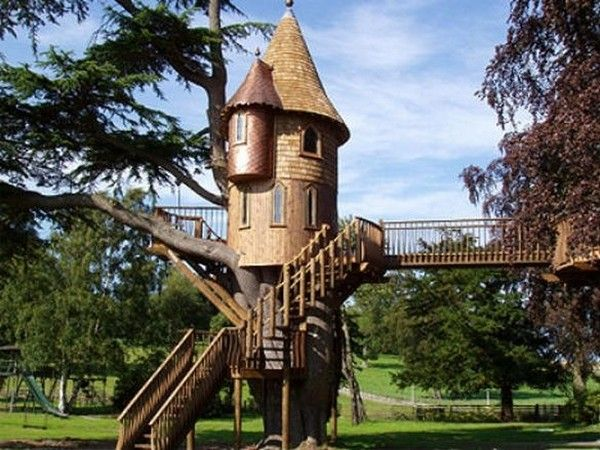 Most Expensive Tree House In The World Houses Ealuxe Alnwick