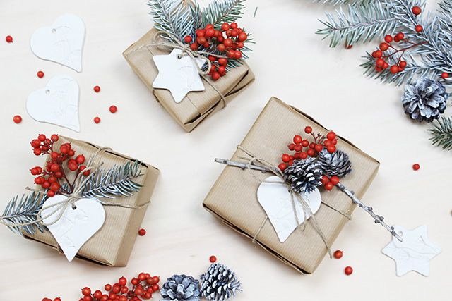 1000 images about my diy projects on pinterest studded - Idee decorative per natale ...