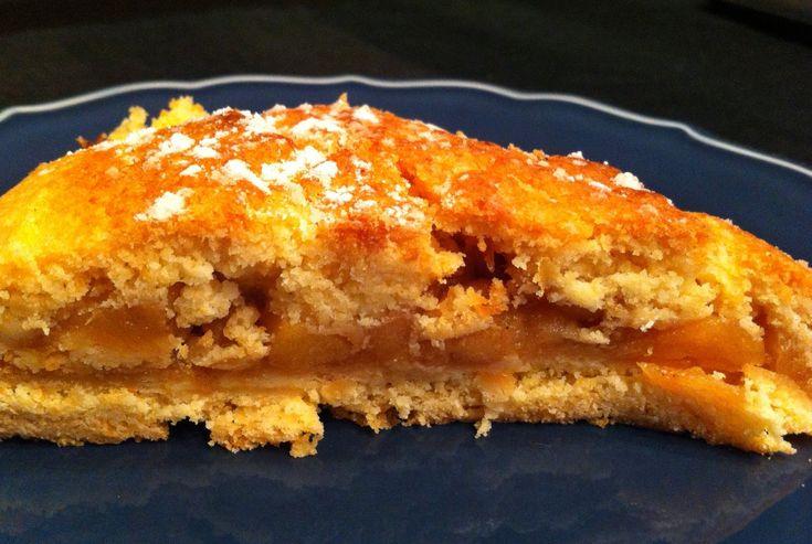 Maçã Assada: Szarlotka, a tarte de maçã polaca