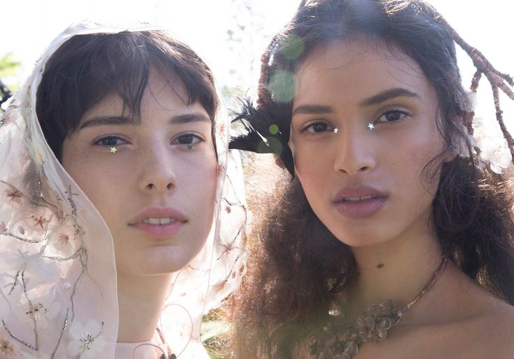 Backstage Beauty at Dior Haute Couture Spring/Summer 2017