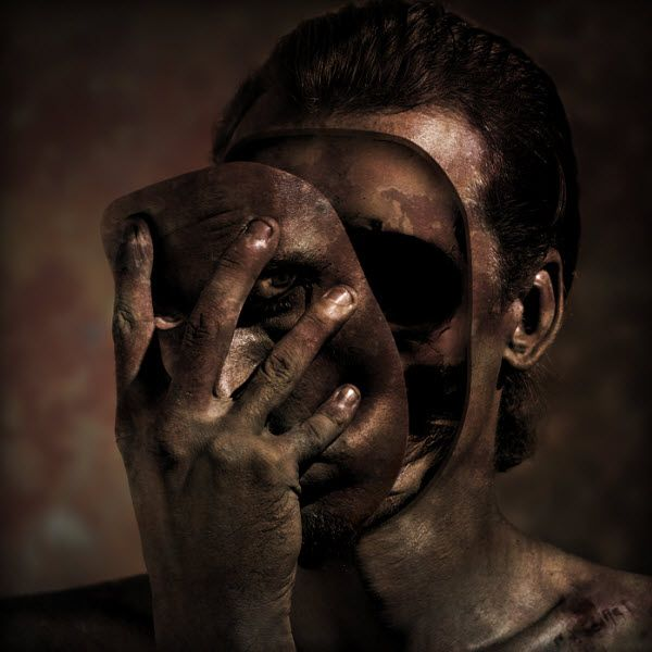 conceptual photography---- i really like this as it can show how people hide there emotions behind a fake smile or a mask, this could show how people hide the fear of death behind smiles and laughs