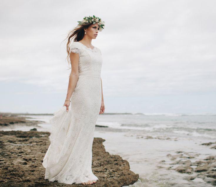 25 best Modest Wedding Dresses images on Pinterest | Modest wedding ...