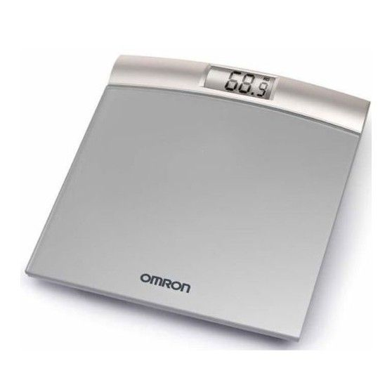Omron Digital Weighing Scale HN-283