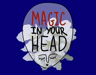 """Check out new work on my @Behance portfolio: """"Magic in your head"""" http://be.net/gallery/48870469/Magic-in-your-head"""