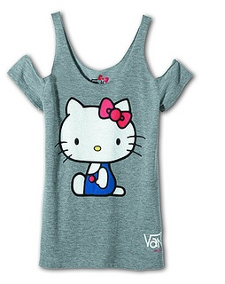 First Look: Vans x Hello Kitty now includes Clothing!  (Plus: More shoes!)