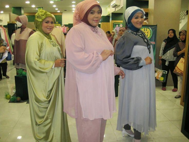 Butik Jeng Ita - Produk Busana dan Fashion Cantik Terbaru: Desain Gamis Untuk Orang Gemuk