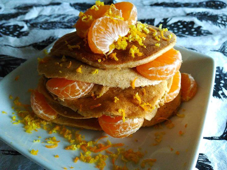 Prepare um pequeno-almoço rico e equilibrado com estas panquecas