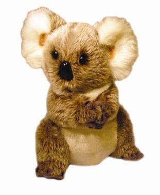 Koala Eve plush toy