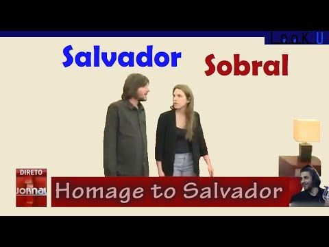 Salvador & Luisa Sobral - Tribute / Interview (Subtitled English) - YouTube