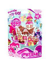 My Little Pony Puzzle Bag 48pc